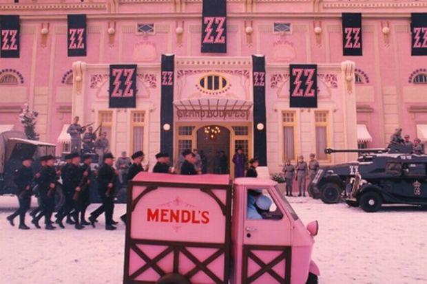 El gran hotel Budapest3