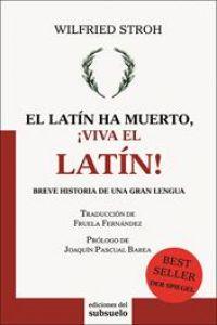 el latín ha muerto