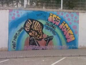 Grafiti IES Ifach 1