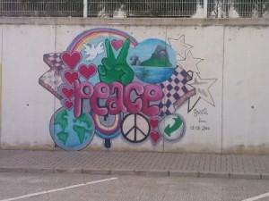 Grafiti IES Ifach 2