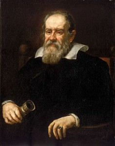 Galileo por Justus Sustermans (1636).