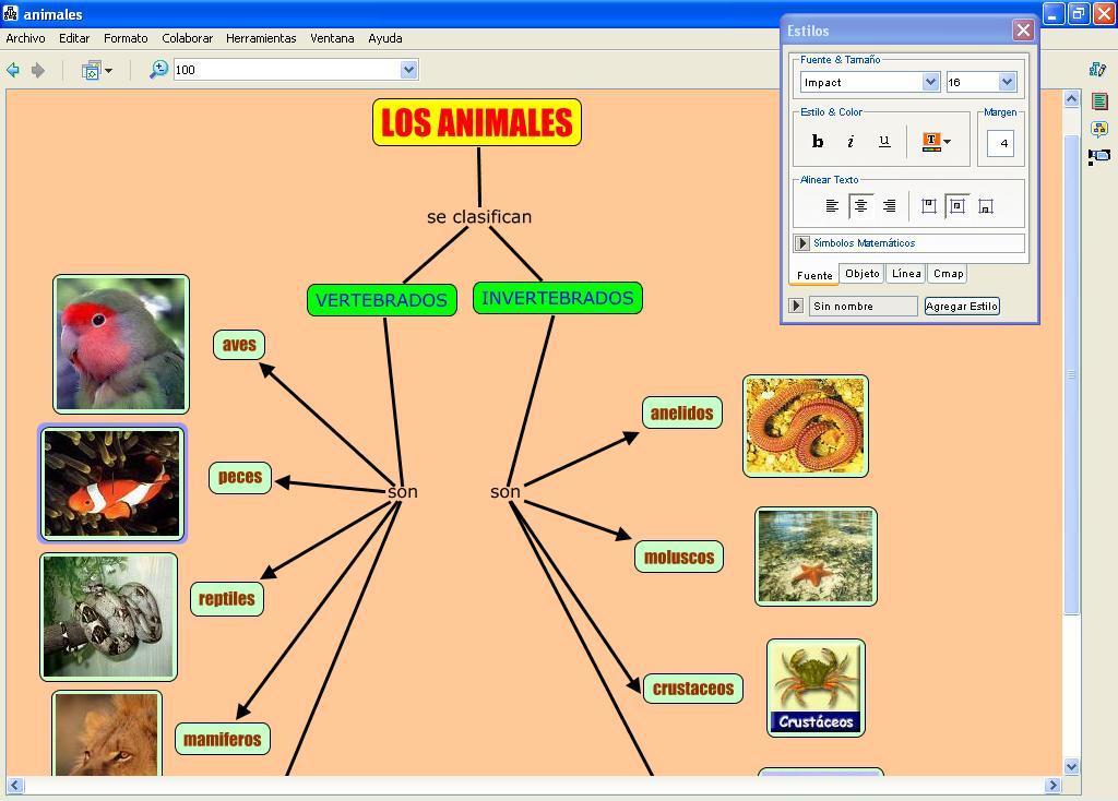 centro TICS: Fremind - Xmind -Cmaptools