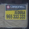 """En esta foto podemos ver un ejemplo de la crisis económica en el sector comercial, un cartel de """"se alquila"""". Hoy en día estos carteles los vemos siempre, tanto de […]"""