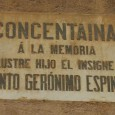 Como fotografía curiosa quisiera destacar esta placa que pude observar en la fachada de la Iglesia de Santa María. A simple vista se podría decir que es una simple placa, […]