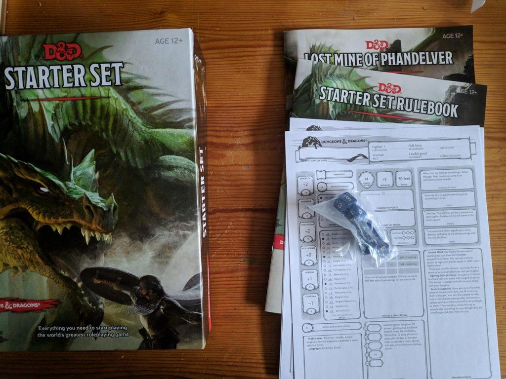 Dungeons&Dragons Starter Set
