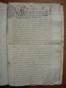 Pragmática Sanción 1767 (Cabildo de Pasto) San Juan de Pasto, Colombia (es.wikipedia.org)