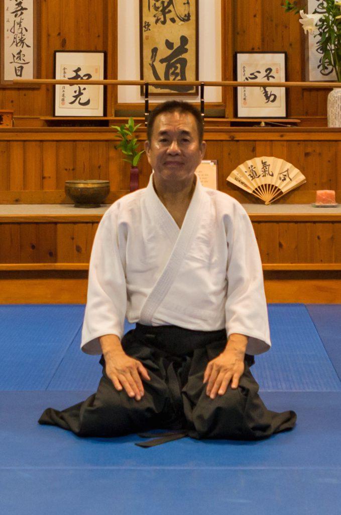 Kiichi Hine Sensei