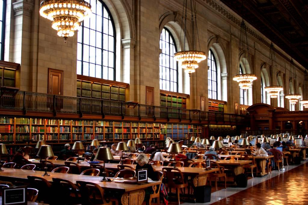 La biblioteca pública de nueva york ha digitalizado y publicado en su
