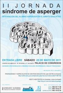 II Jornadas sobre el Síndrome de Asperger Alicante.