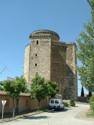 Castillo del duque de Alba