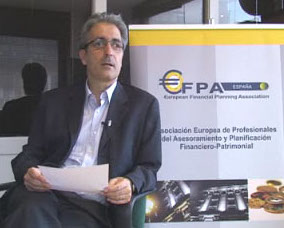 D. Alfonso Roa (EFPA España)