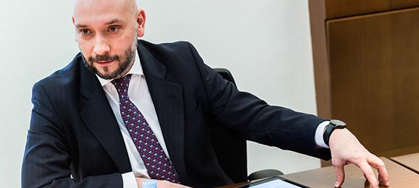 Jorge Gordo, director de Banca Privada de BBVA en España