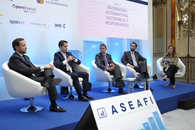 Presidente de la Asociación de Empresas de Asesoramiento Financiero (ASEAFI), Carlos García Ciriza