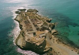 Yacimiento arqueológico de la Illeta del Campello. Restos del  neolítico, época íbera, romana y medieval.