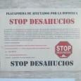 Cordiales saludos, esta vez nos ponemos serios. Un cartel encontrado en la calle Poeta Miguel Hernández. Este cartel de carácter informativo busca llamar la atención de los afectados por los […]