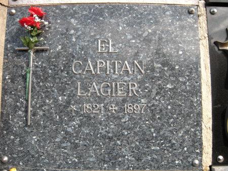 Lápida R. Lagier