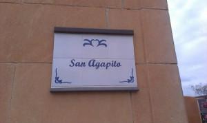 calle agapito