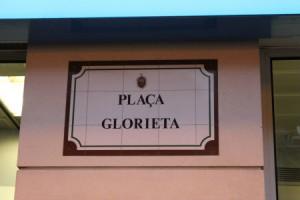 Plaça Glorieta