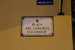 Plaça del Congres Eucarístic