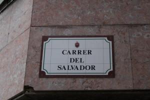 Carrer del Salvador