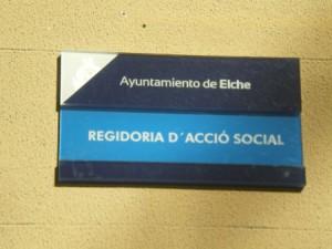 Regidora d'acció social