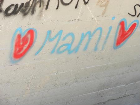 Este graffiti, da entender el amor que hay que tenerle a una madre, porque es la persona que más sufre por ti, que siempre está ahí para escucharte, para ayudarte, […]