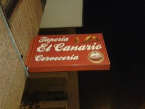 Cafetería El Canario