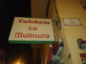 Cafetería La Molinera