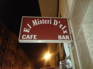 Cafetería el misteri d'Elx