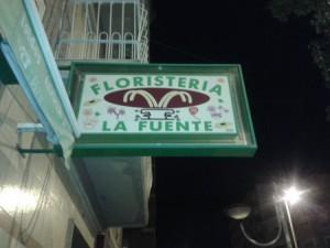 Floristería La Fuente