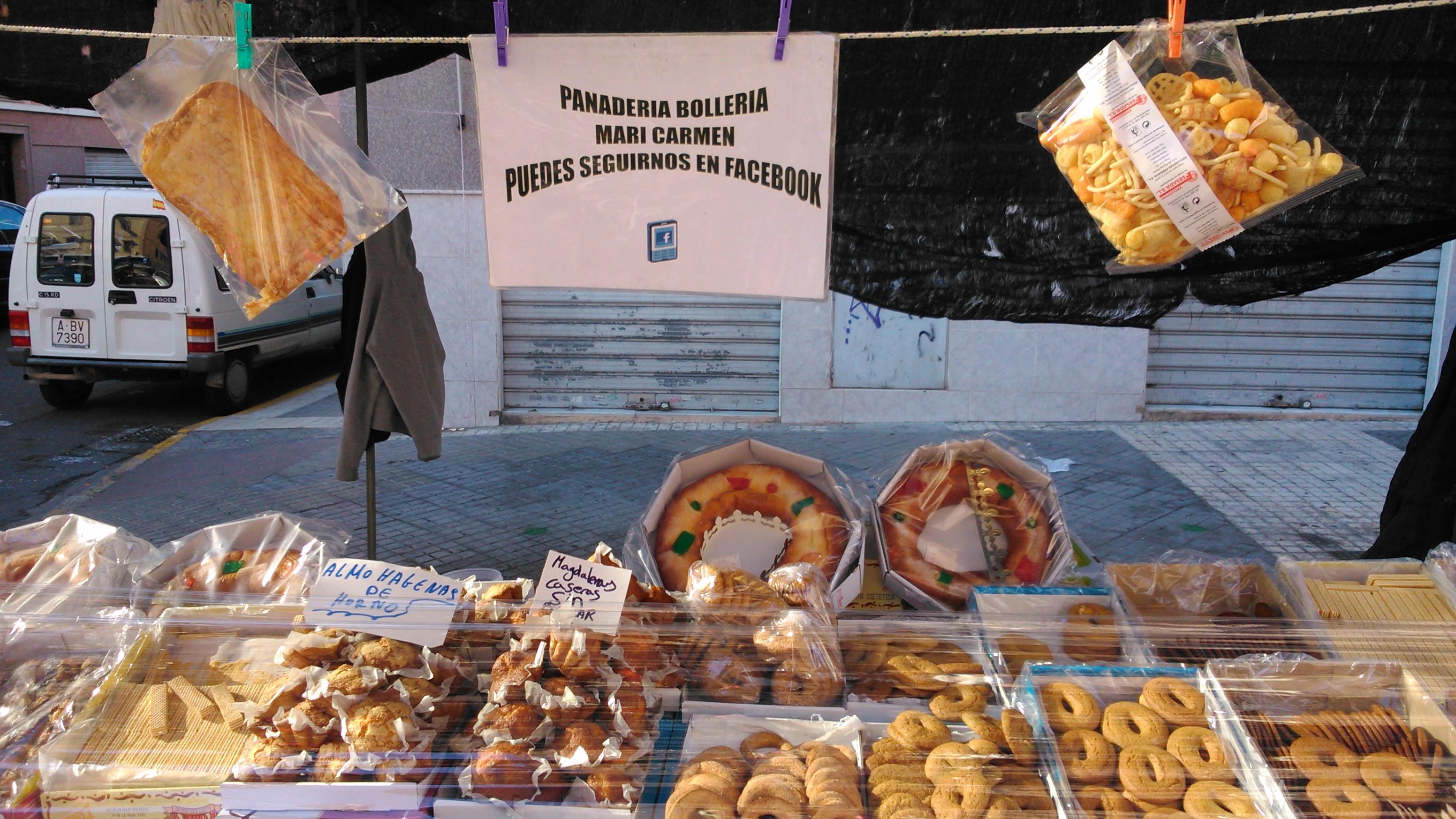 Letreros De Mercadillos En Escrituras Expuestas De Elche ~ Mercadillos En Barcelona Y Alrededores