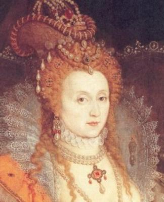 La Historia del Maquillaje Elizabeth-I-von-England