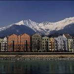 Innsbruck, capital del Tirol