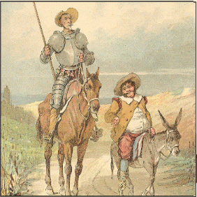 Resumen De Los Primeros 10 Capitulos de Don quijote