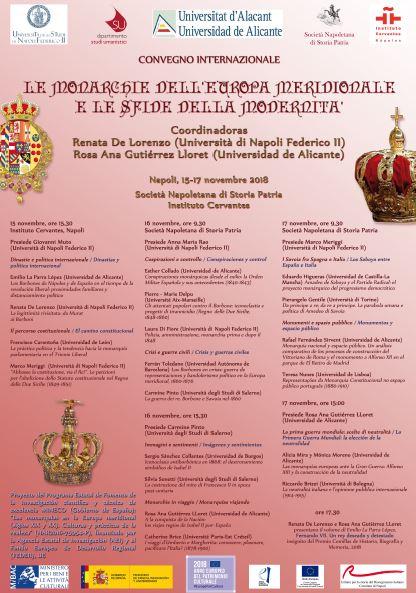 Le monarchie dell'Europa meridionale e le sfide della modernità