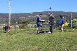 Prospección geofísica abril 2016