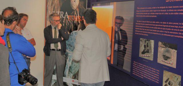 La exposición 'Vltra Tumba' ha sido inaugurada el pasado 14 de junio y permanecerá abierta hasta fin de año. La delegada territorial de Cultura y Patrimonio Histórico de la Junta […]