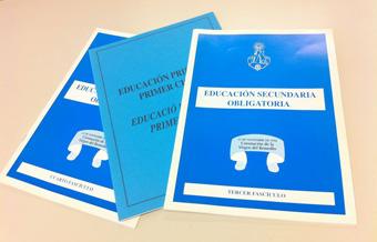 Cuadernos Educación Secundaria