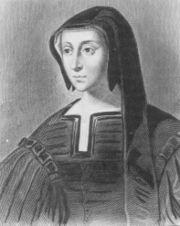 Luisa de Savoie, madre de Francisco I