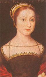 Claudia de Francia, mujer de Francisco I