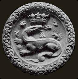 La salamandra, emblema de Francisco I