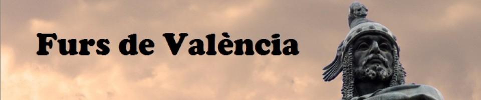 Furs de València de Jaume I
