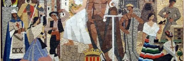 Mural Diputación de Alicante