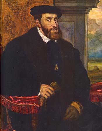 Carlos V, Carlos I para los amigos españoles