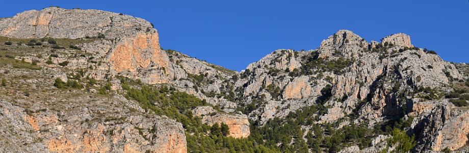 Barranc de la Font Major, Xortà