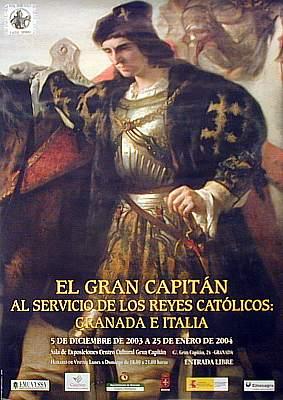 Exposición del Gran Capitán