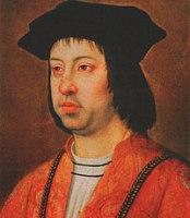 el rey Fernando el Católico