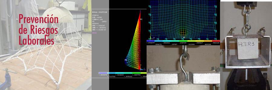 GRESMES - Grupo de Ensayo, Simulación y Modelización de Estructuras