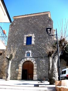 Iglesia parroquial de Santa Cecilia