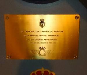 Placa conmemorativa 2
